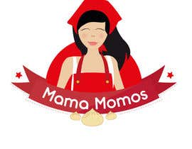 nº 18 pour Design a Logo for Mama Momos par pipemesa07