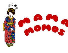 #1 para Design a Logo for Mama Momos por studioprieto