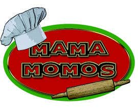 #14 for Design a Logo for Mama Momos by PatriciaMarin