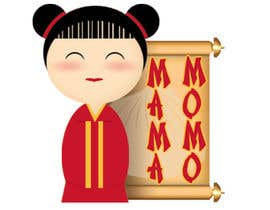 #16 for Design a Logo for Mama Momos by cheori