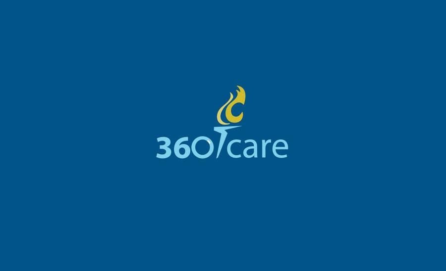 Penyertaan Peraduan #536 untuk Logo Design for 360Care