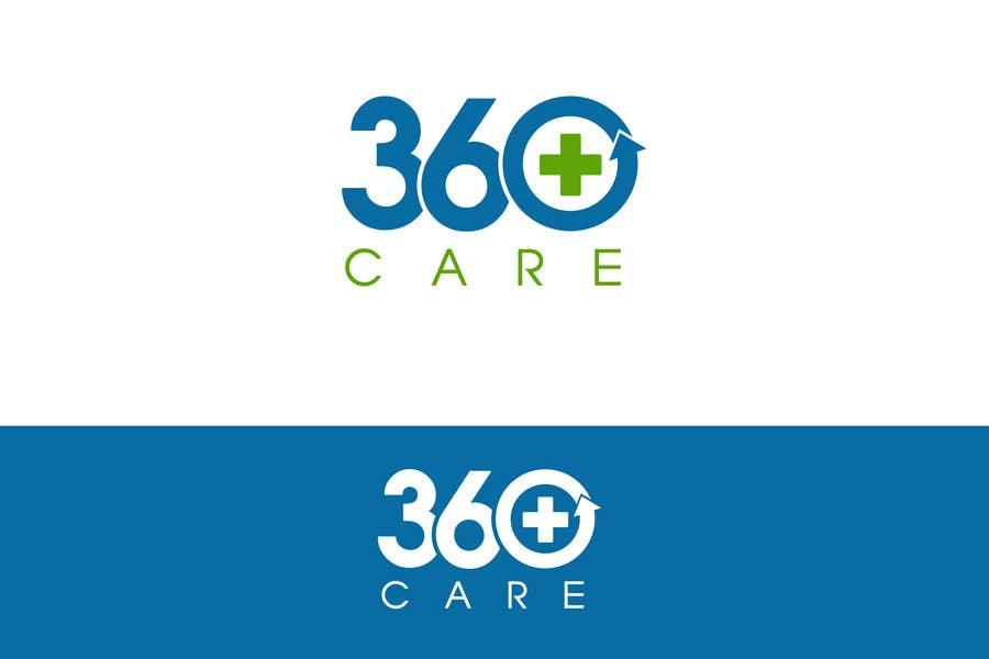 Penyertaan Peraduan #425 untuk Logo Design for 360Care