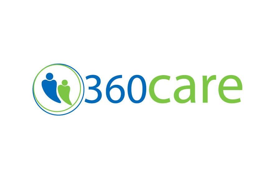 Penyertaan Peraduan #241 untuk Logo Design for 360Care