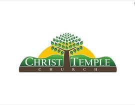 nº 294 pour Design a Logo for Christ Temple Church par innovys