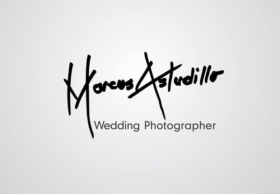 Inscrição nº 117 do Concurso para Logo for a Wedding Photographer