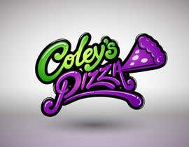 #62 untuk Design a Logo for Coley's Pizza oleh MichaelCheung