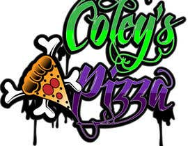 #76 for Design a Logo for Coley's Pizza af geronimorubioart
