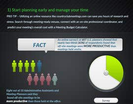 FutureUnique tarafından Infographic for Corporate Meetings için no 2