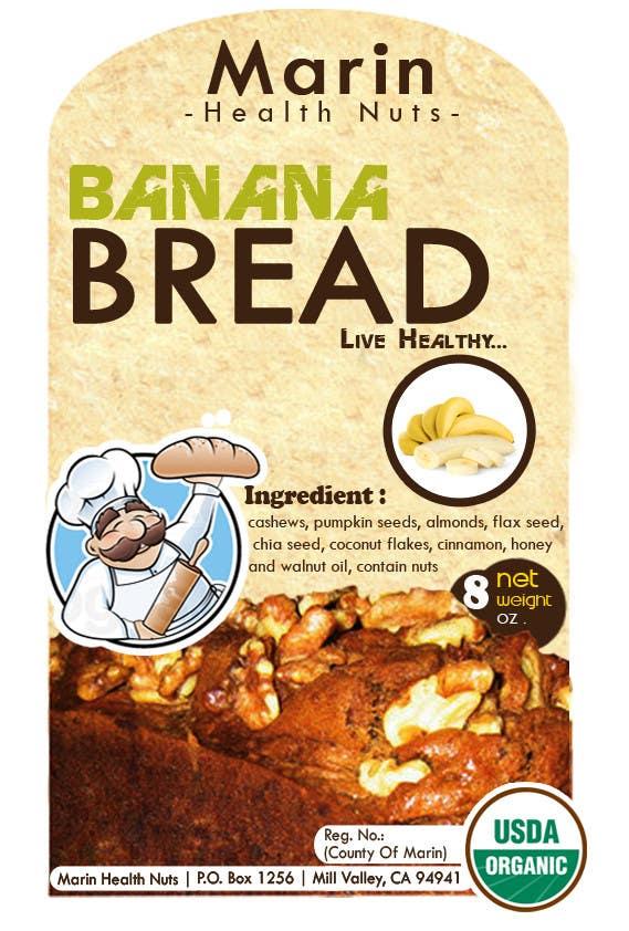 Bài tham dự cuộc thi #                                        21                                      cho                                         Design food packaging label