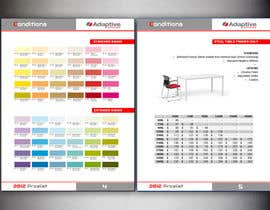 nad300882 tarafından Design a Brochure for some commercial office furniture için no 8