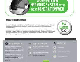 #12 for Design a Website Mockup for SyN af wilfridosuero