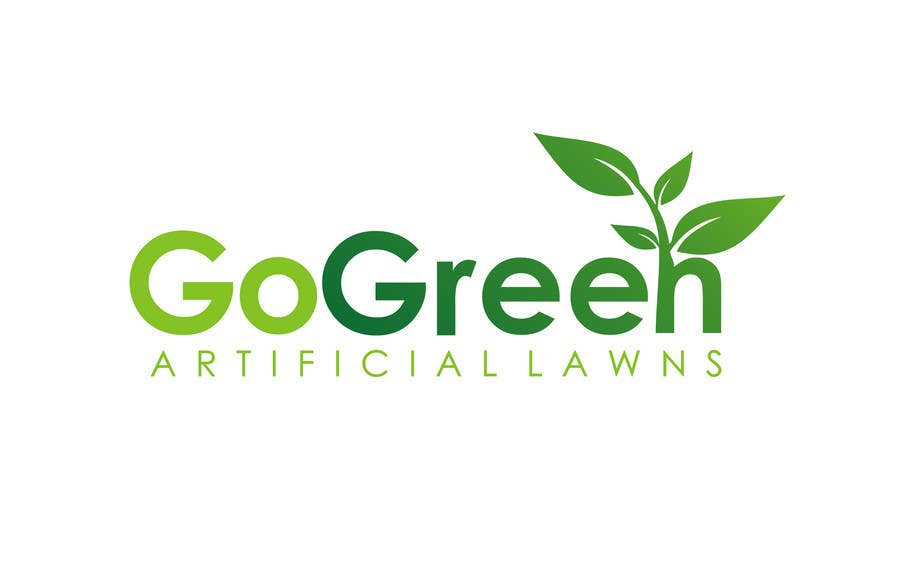 Bài tham dự cuộc thi #682 cho Logo Design for Go Green Artificial Lawns