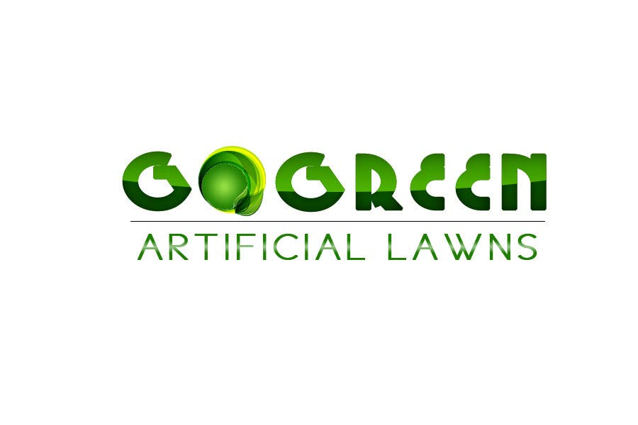 Bài tham dự cuộc thi #646 cho Logo Design for Go Green Artificial Lawns