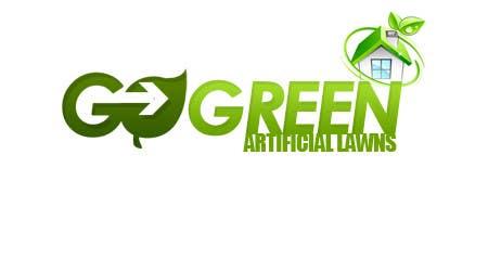 Bài tham dự cuộc thi #725 cho Logo Design for Go Green Artificial Lawns