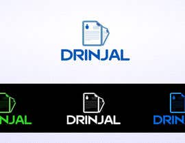 #13 para Design a Logo for DRINJAL.com por shrish02