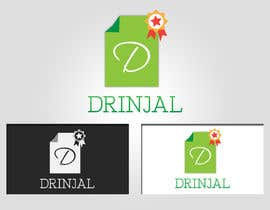 nº 25 pour Design a Logo for DRINJAL.com par NrSabbir
