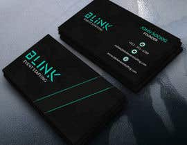 Business Card For An Event Staffing Company Freelancer