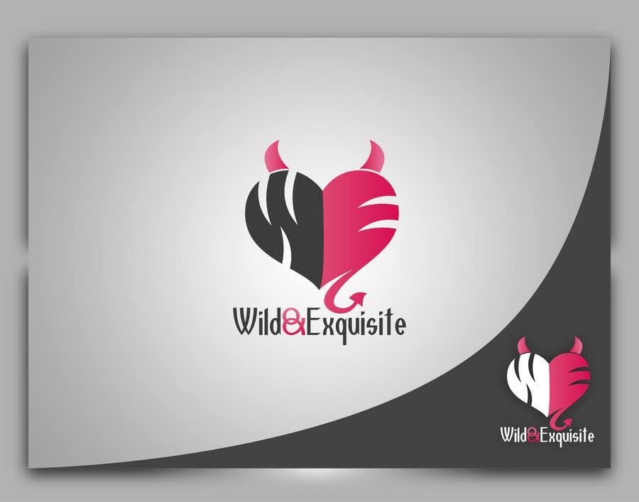 """Inscrição nº 64 do Concurso para Design a logo for online business """"Wild and Exquisite"""""""