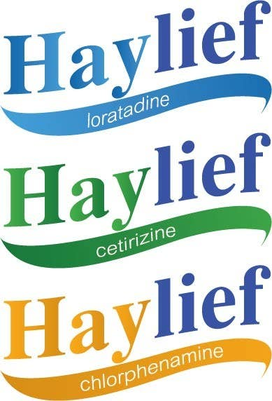 "Penyertaan Peraduan #31 untuk Design a Logo for New Hayfever Tablet Box called ""Haylief"""