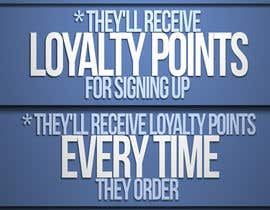 #16 for Design a promotional poster for a mobile app and loyalty programme af EFrad