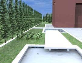 nº 3 pour Gestaltung der Aussenflächen - Landscape Design par ateliermanzoni
