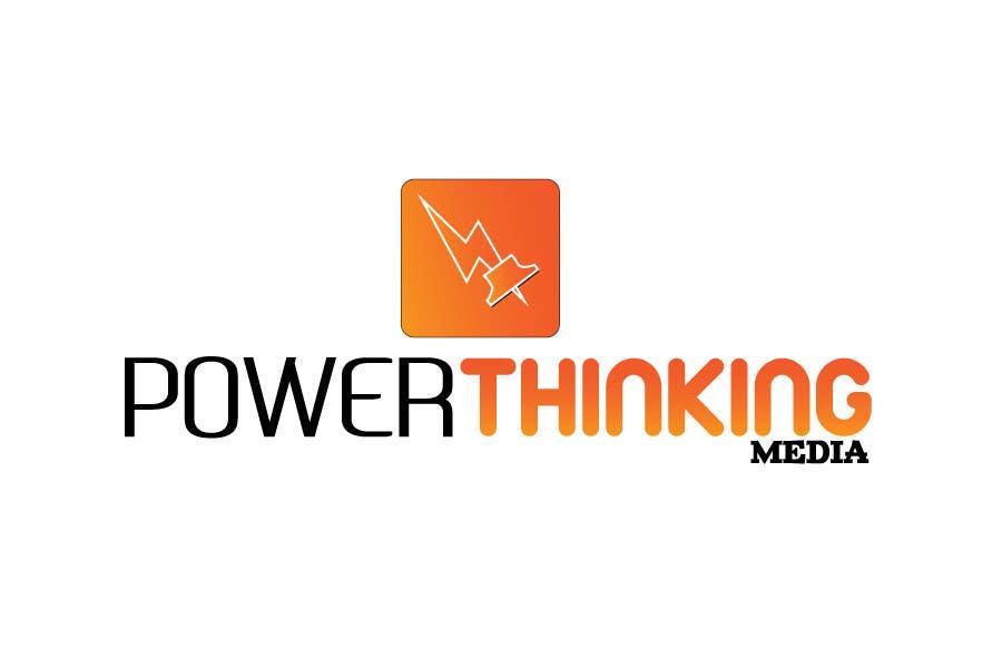 Конкурсная заявка №397 для Logo Design for Power Thinking Media