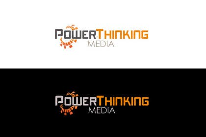 #299 for Logo Design for Power Thinking Media by CzarinaHRoxas