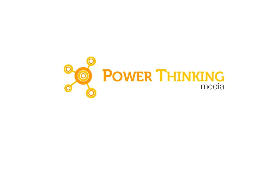 Конкурсная заявка №352 для Logo Design for Power Thinking Media