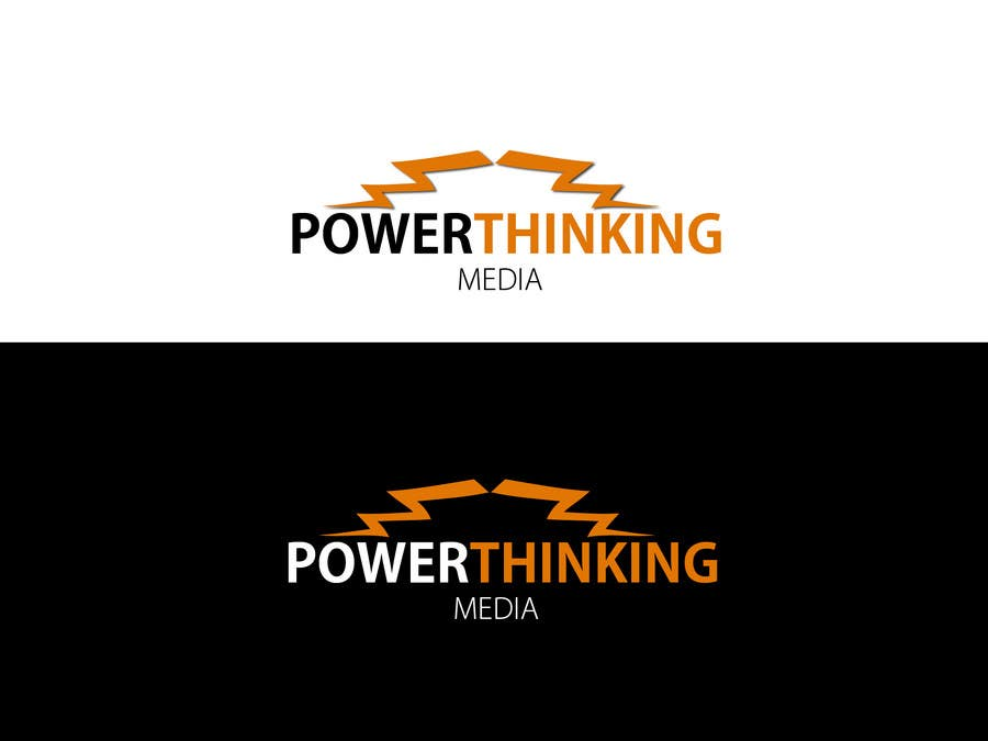 Конкурсная заявка №330 для Logo Design for Power Thinking Media
