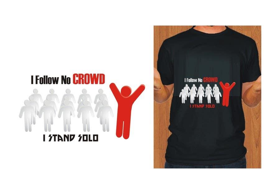 #14 for T-Shirt Design Idea by A1Designz