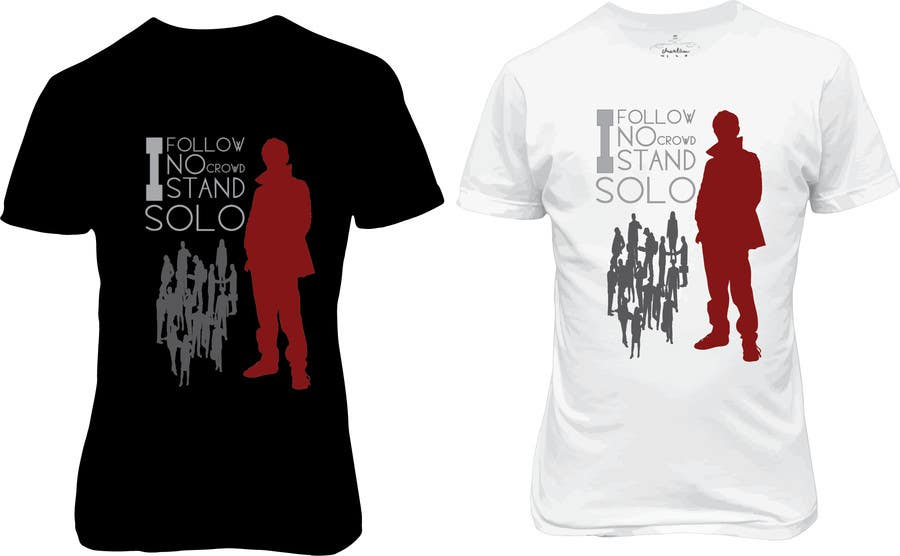 #34 for T-Shirt Design Idea by mehazboun