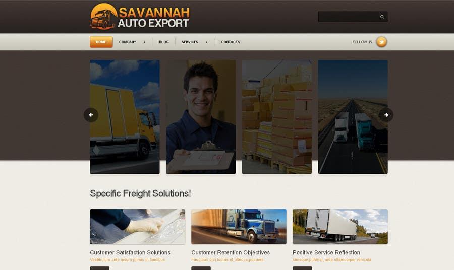 Bài tham dự cuộc thi #                                        3                                      cho                                         Design a Logo for Logistic company
