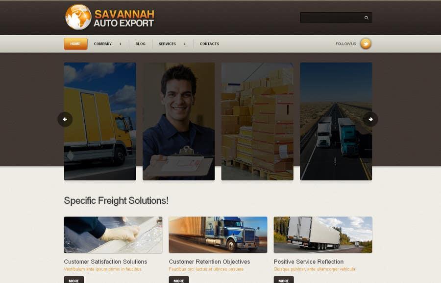Inscrição nº 10 do Concurso para Design a Logo for Logistic company