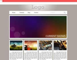 #2 para I need some Graphic Design for a page mockup por amitpadal