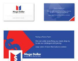 #127 for Develop a Corporate Identity for Mega Dollar af commharm