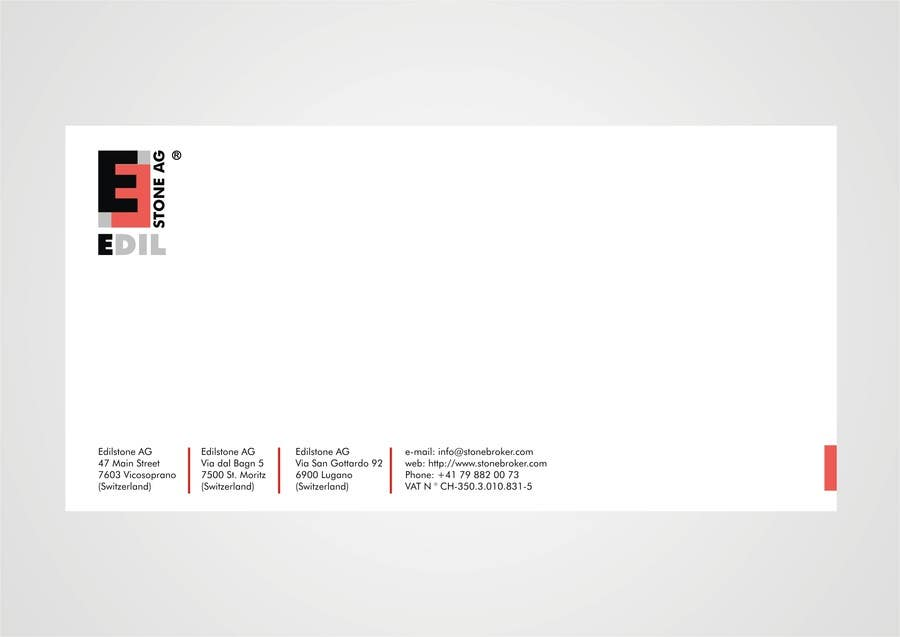#37 for Design of the letterhead for a construction company by shobbypillai