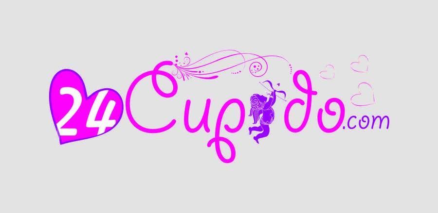 #45 for Logo design for 24CUPIDO.COM by glinksofts