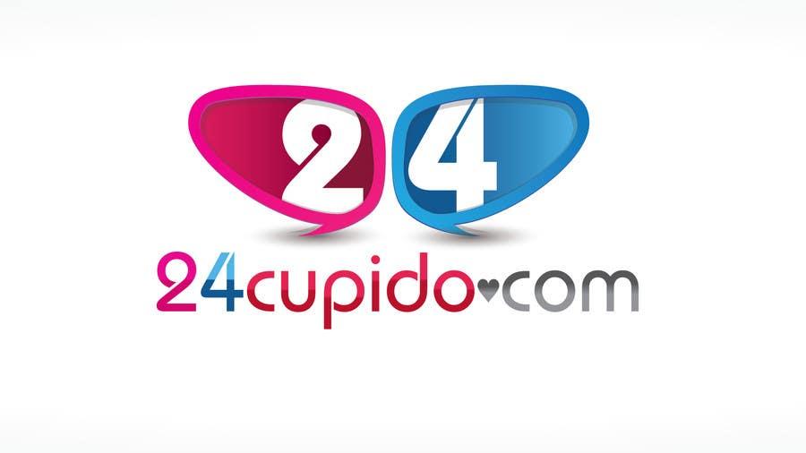 #32 for Logo design for 24CUPIDO.COM by KiVii