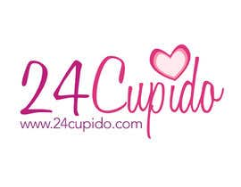 #44 for Logo design for 24CUPIDO.COM by andreaosorioj