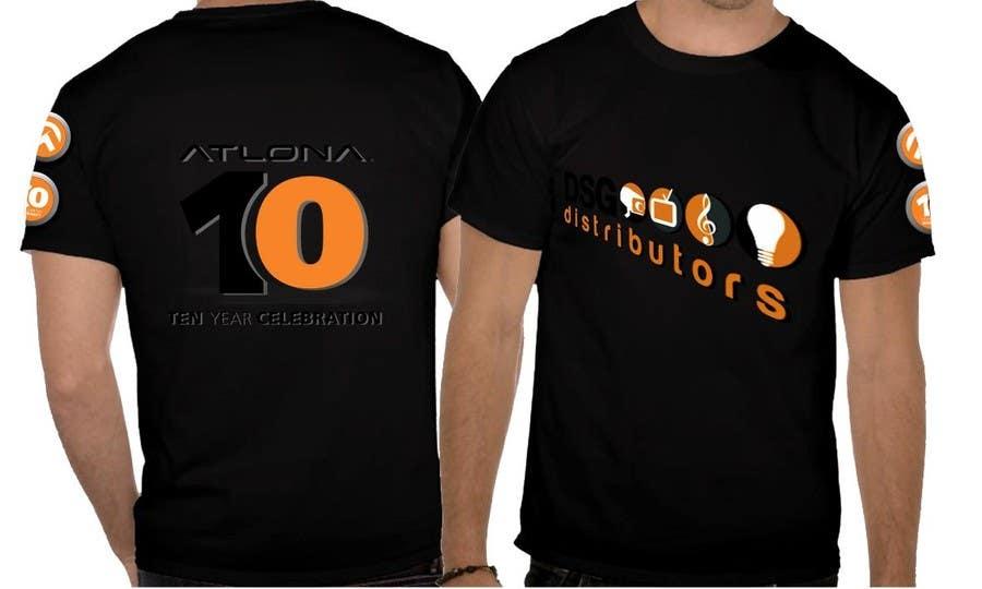 Inscrição nº                                         12                                      do Concurso para                                         Design a T-Shirt for T-Shit