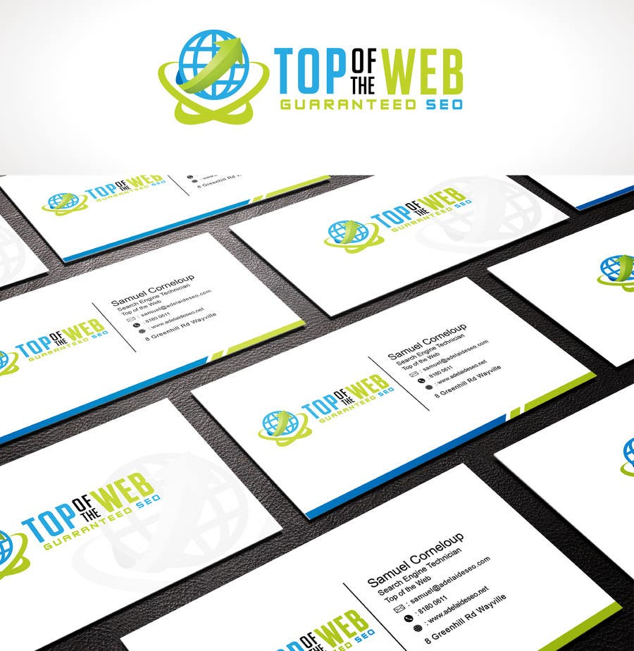 #313 for Design a Logo for an SEO Company by Cbox9