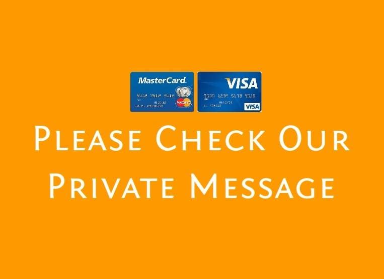 Penyertaan Peraduan #11 untuk Design in Flash for Credit Cards
