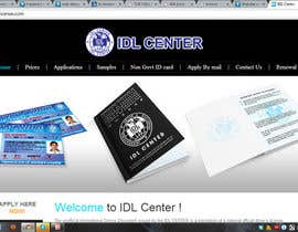 #11 untuk Website with 4 pages and Application oleh neelwt4u