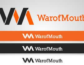 #47 for Design a Logo for WarOfMouth by rathar