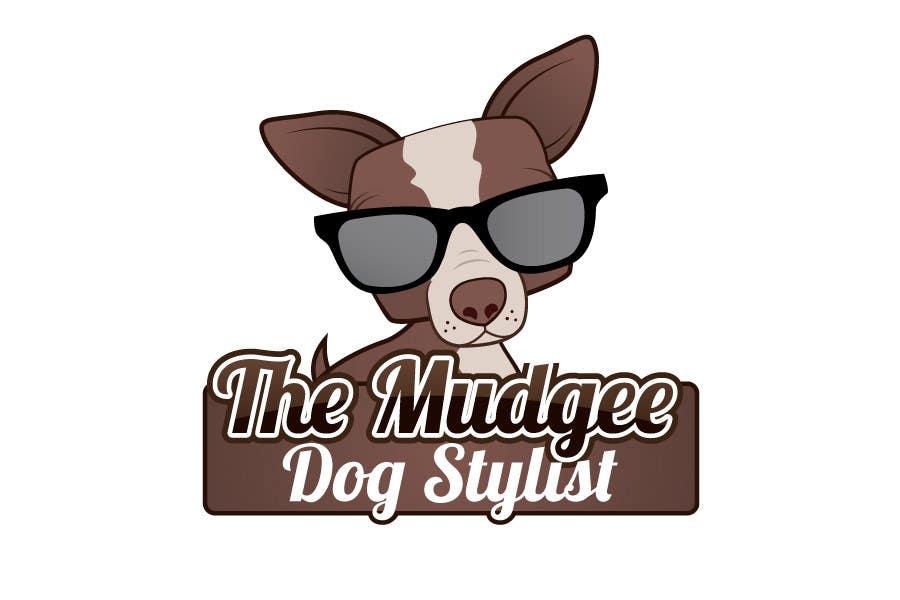 Penyertaan Peraduan #7 untuk Logo Design for The Mudgee Dog Stylist