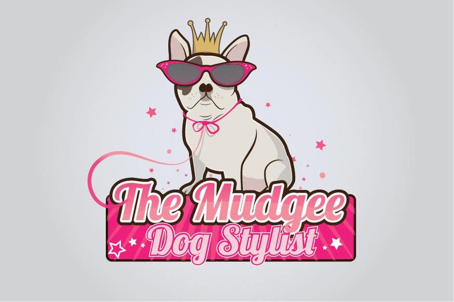 Конкурсная заявка №                                        38                                      для                                         Logo Design for The Mudgee Dog Stylist