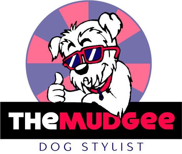 Конкурсная заявка №                                        148                                      для                                         Logo Design for The Mudgee Dog Stylist