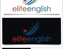 #112 untuk Design a Logo for Elite English oleh indraDhe