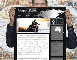 abhishekjoshi007 tarafından Design a Wordpress Site for Travel Blog için no 2