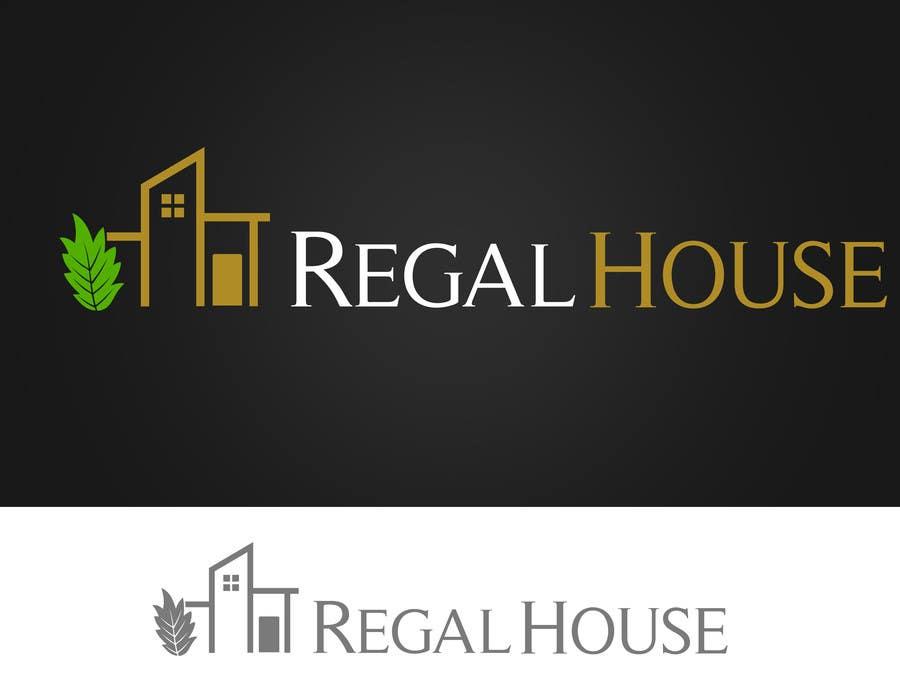 Konkurrenceindlæg #96 for Design a Logo for Real estate  website